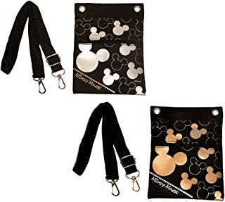 Disney Mickey Mouse Cross Body Shoulder Bag Set of 2