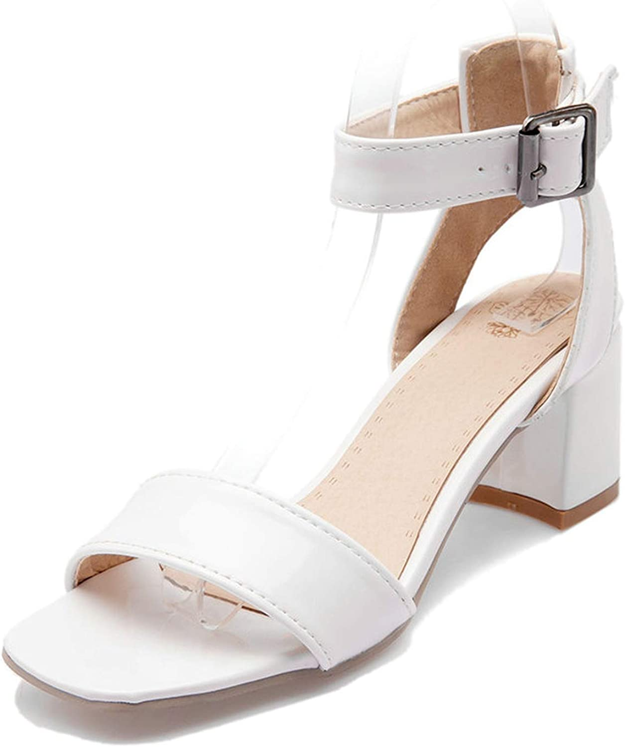 Mo Duo New Women Sandals high Heels Sandals Woman Casual shoes Woman Summer Ladies shoes