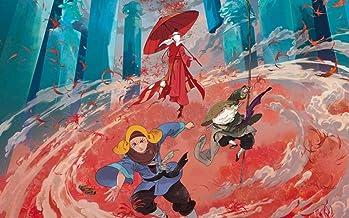LYFKYL Puzzle - Rompecabezas de Madera 1000 Piezas Mr. Wonderful Anime Niños adultos Rompecabezas Decoración del hogar Regalos de arte