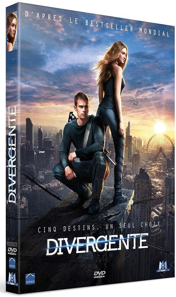 Divergente Amazon Co Uk Dvd Blu Ray