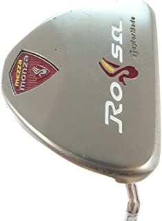 Taylormade Rossa Mezza Monza Right-Handed Putter Steel