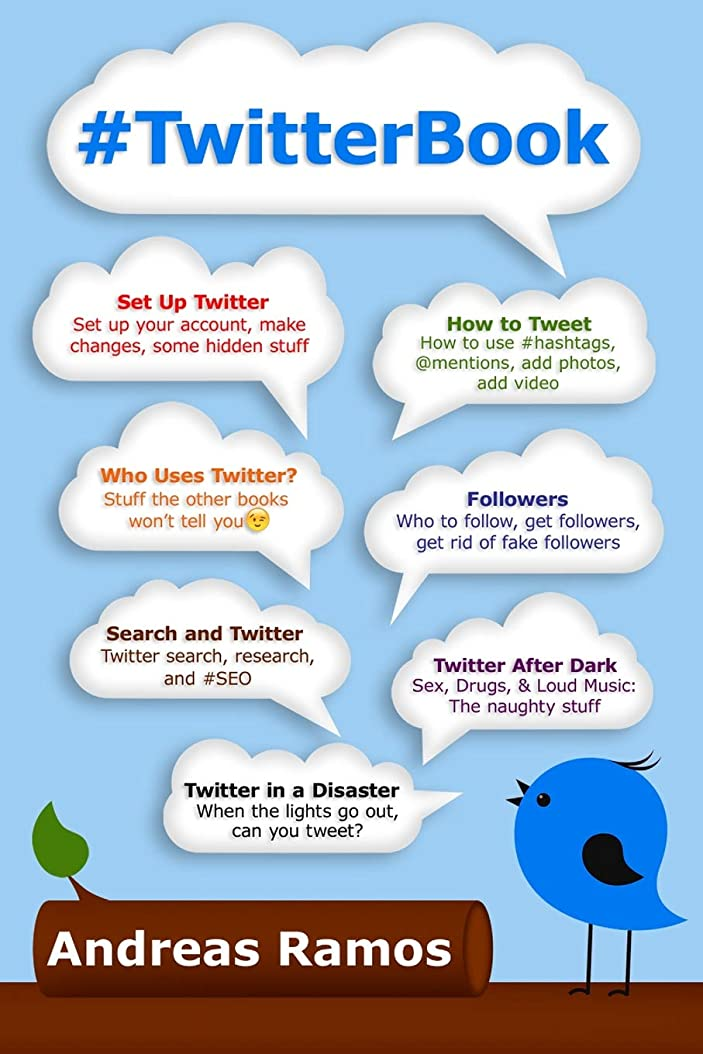 手紙を書く本部役割#TwitterBook: How to Reallly Use Twitter