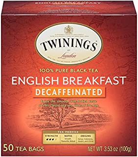 Best is english breakfast tea decaf Reviews
