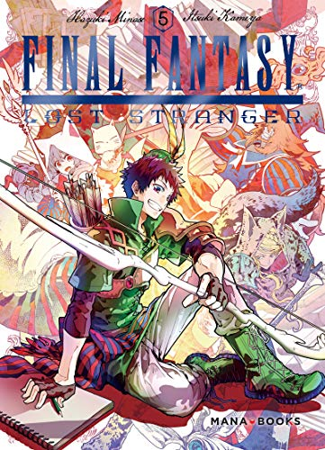 Final Fantasy : Lost Stranger Edition simple Tome 5