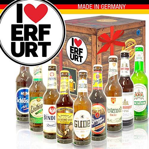 I love Erfurt/Deutsche Biere/schöne Geschenke Erfurt