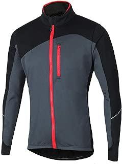 Small Oranges New Cycling Jacket Winter Windbreaker Thermal Fleece Warm Up MTB Road Bike Jacket