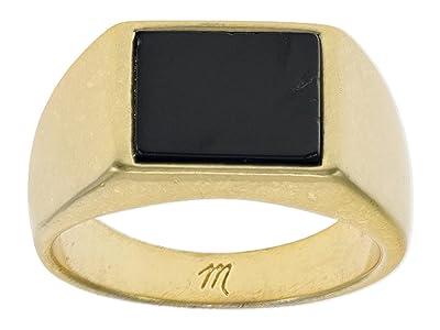 Madewell Black Onyx Helio Ring