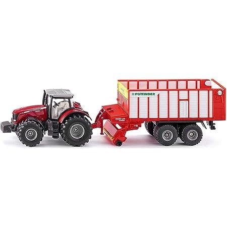 convoyeur 1//50 Siku Siku1996 Tracteur Massey Ferguson