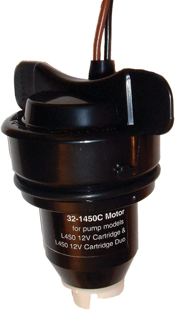 Mayfair Replacement High quality new Cartridge Bilge Pump Motors 1000 28 3 Max 52% OFF GPH 4