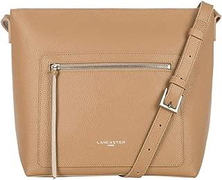 Lancaster Paris Women's Pur & Element Foulonne Bucket Bag Leather