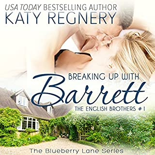 Breaking Up with Barrett cover art