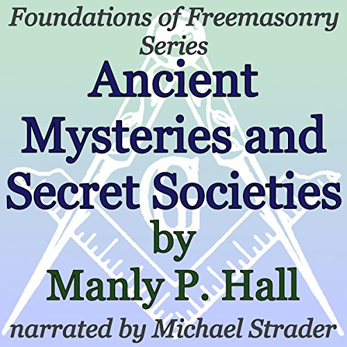 Ancient Mysteries and Secret Societies cover art