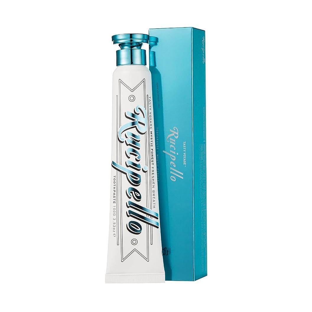 ミリメートル組ボーダー[ルチペッロ] Rucipello Mystic Forest 歯磨き粉 100g