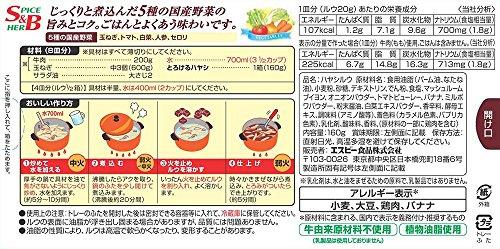 エスビー食品『とろけるハヤシ』