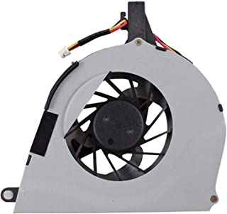 Laptop CPU Cooling Fan Compatible for Toshiba Satellite L650 L650D L655 L655D Series L655-S5075 L655-S5096 L655-S5098 L655-S5099 L665-S5101 L665-S5115 L655-S5150 L655-S5157