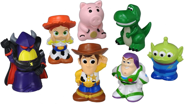 Disney toy story little angle bracket characters set