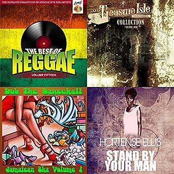 Hot Reggae Jams