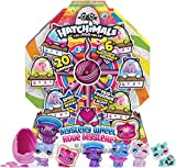 HATCHIMALS 6059964 CollEGGtibles, Cat Crazy Mystery Wheel with 20 Surprises to Open, for Kids Aged 5 and Up, Grey