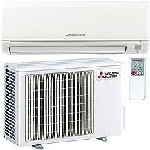 Mitsubishi MZ-GL09NA MSZ-GL09NA-U1 MUZ-GL09NA-U1 Ductless Split System AC SEER 24.6 Cool & Heat 9,000 Btu Energy Star