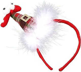 Donna Natale Ragazze Natale Orsacchiotto Fascia Alice Costume Accessorio