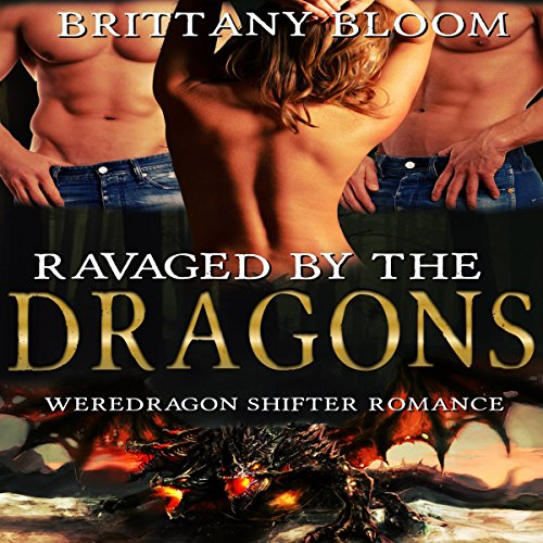 Ravaged by the Dragons audiobook cover art