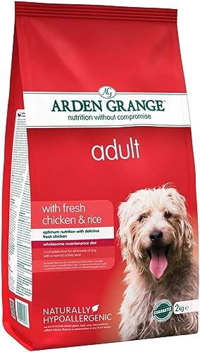 Arden Grange Elizabeth Adult Dog Chicken and Rice, 2 kg