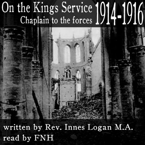 On the Kings Service audiobook cover art