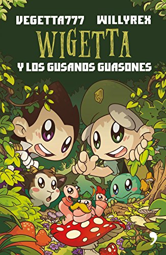 Wigetta y los gusanos guasones (Fuera de Colección)