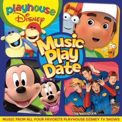 Playhouse Disney:Music Play Da