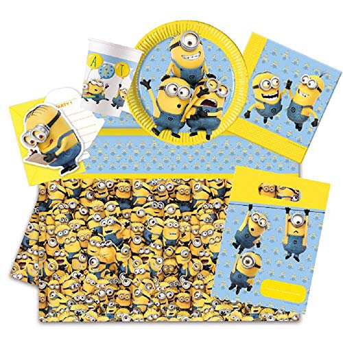 Procos 10115649B - Kinderpartyset M Lovely Minions