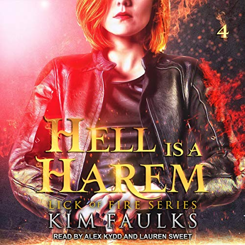 Hell Is a Harem, Book 4 cover art