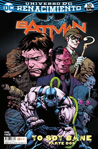 Batman núm. 65/ 10 (Renacimiento) (Batman (Nuevo Universo DC))