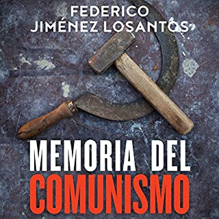 Memoria del comunismo [Memory of Communism] audiobook cover art