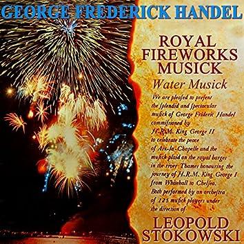 Handel: Royal Fireworks Music