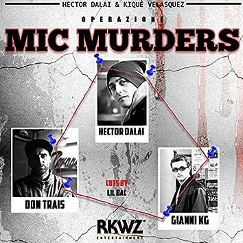 Mic Murders (feat. Trais, Gianni Kg & Lil Bac)