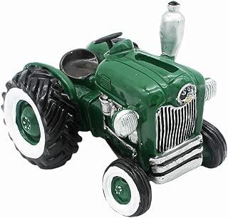 CITONG Car Tractor Collectibles Coin Piggy Bank (Green)