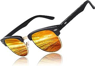 SUNIER Polarized Sunglasses for Men 100% UV400 Protection Sun Glasses SR001