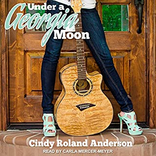 Under a Georgia Moon audiobook cover art