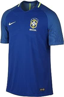 Nike Brazil Away Vapor Match Authentic Jersey-VARSITY ROYAL (M)