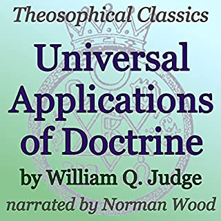 Universal Applications of Doctrine cover art