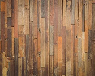AOFOTO 10x8ft Wooden Textured Background Wood Textured Floor Rustic Timber Vintage Hardwood Plank Lay Flat Backdrop for Photography Wood Panel Texture Photo Kids Baby Man Portrait Studio Props Vinyl