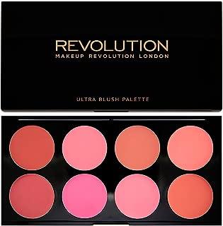Makeup Revolution Ultra Professional Cream Blush Palette, All About Cream