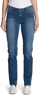Women's StayShape Straight Leg Jeans - Slightly Curvy