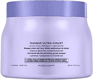 Kerastase Blonde Absolu Ultra Violet Masque, 500 ml