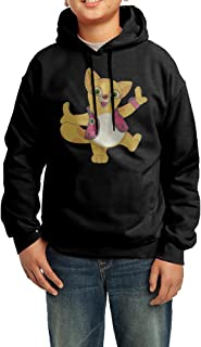 Special Agent Oso Junior Classic Pullover Athletic Sweatshirt Hoodies