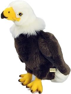Tier Mütze Plüsch Adler Steinadler