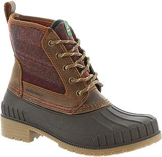 Kamik Women's Sienna Mid Boots Dark Brown 9