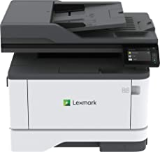 $280 » Lexmark MB3442adw Multifunction Monochrome Laser Printer with Print, Copy, Fax, Scan and Wireless Capabilities with Full-Spectrum Printing and Printers up to 42 ppm (29S0350), Gray/White, Small