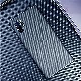 Yidai-Silu Coque Galaxy Note 10 Plus Étui Fibre de Carbone【Fibre d'Aramide, Ultra-Fine,...