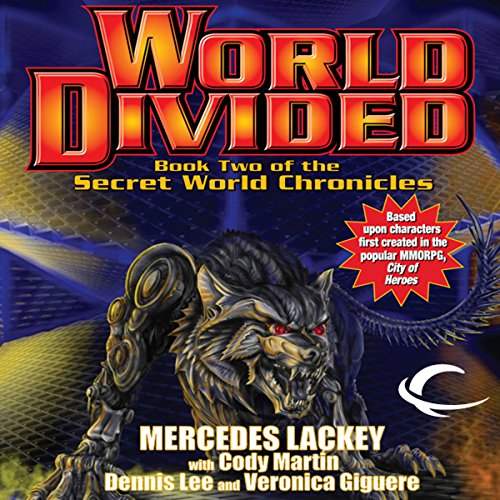 World Divided cover art